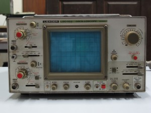 Oscilloscope Leader LBO-522