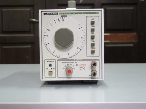 audio generator leader LAG-120B